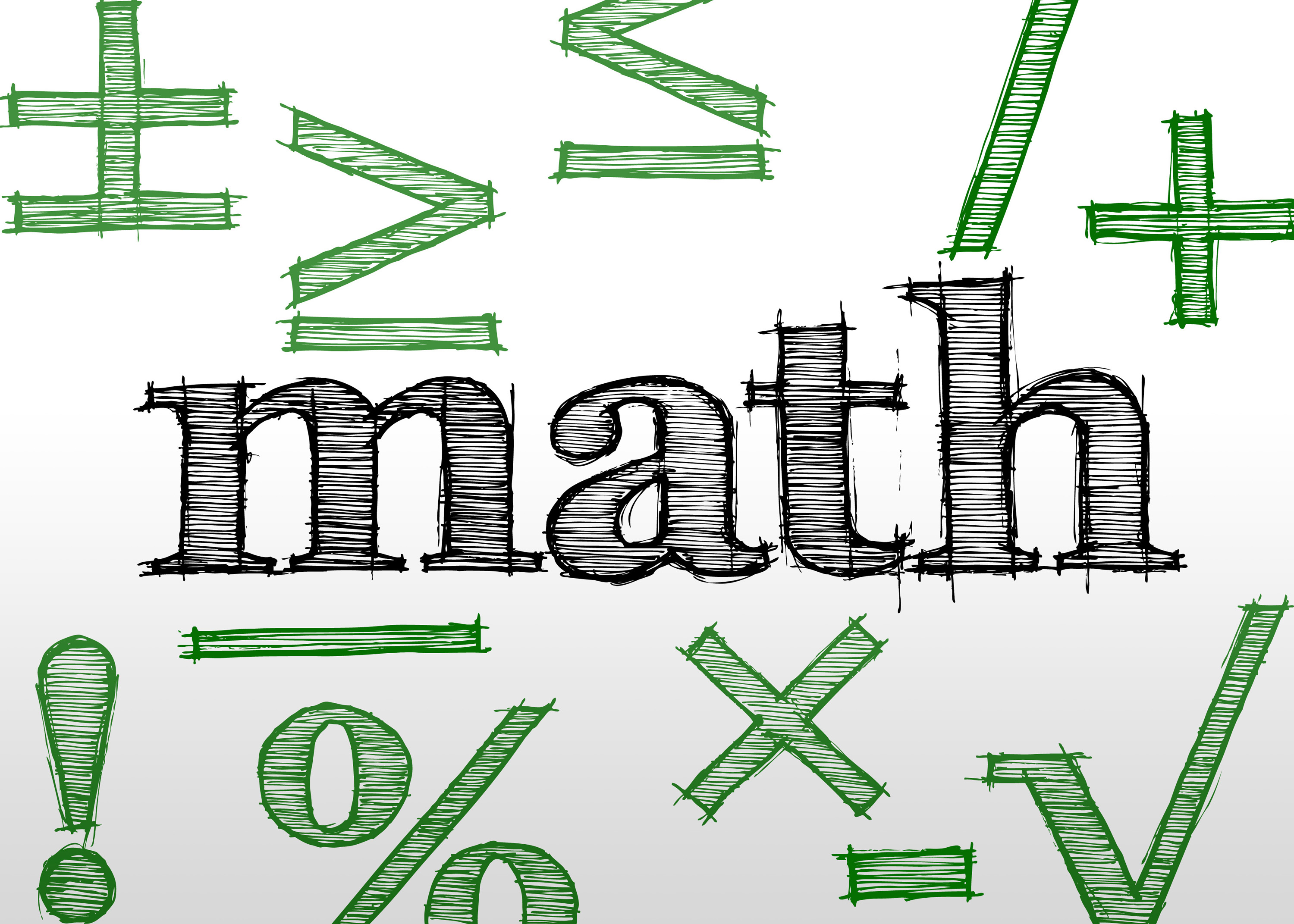Learning Maths-2078 | Stockarch Free Stock Photos