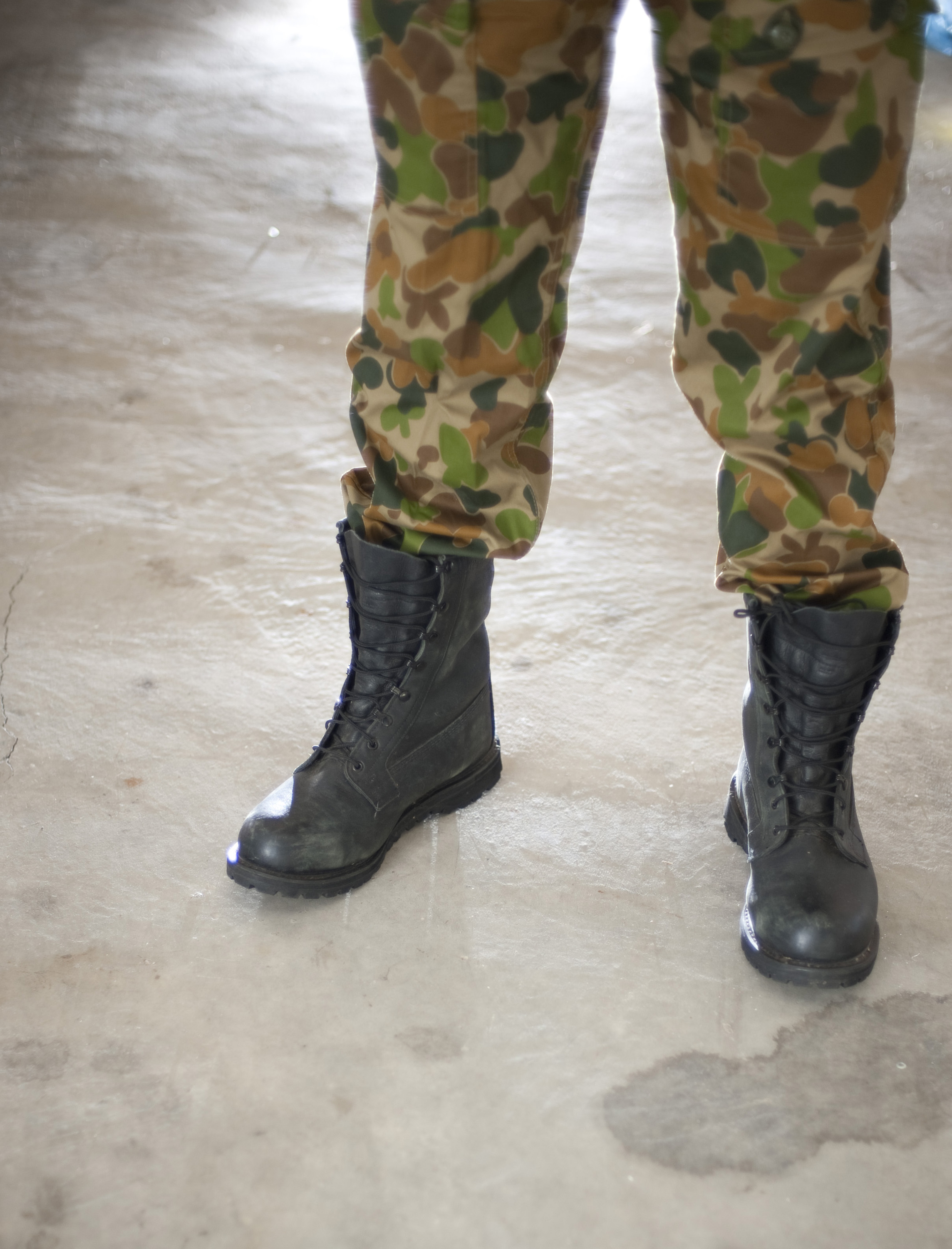 Combat Boots And Camo 2751 Stockarch Free Stock Photos