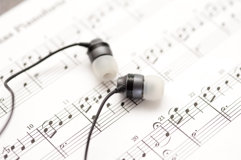 Headphones Music Microphones 4500x4100 Wallpaper: Stockarch Free Stock Photos