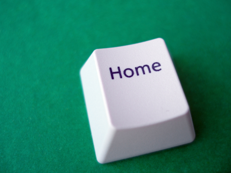 Creative home button