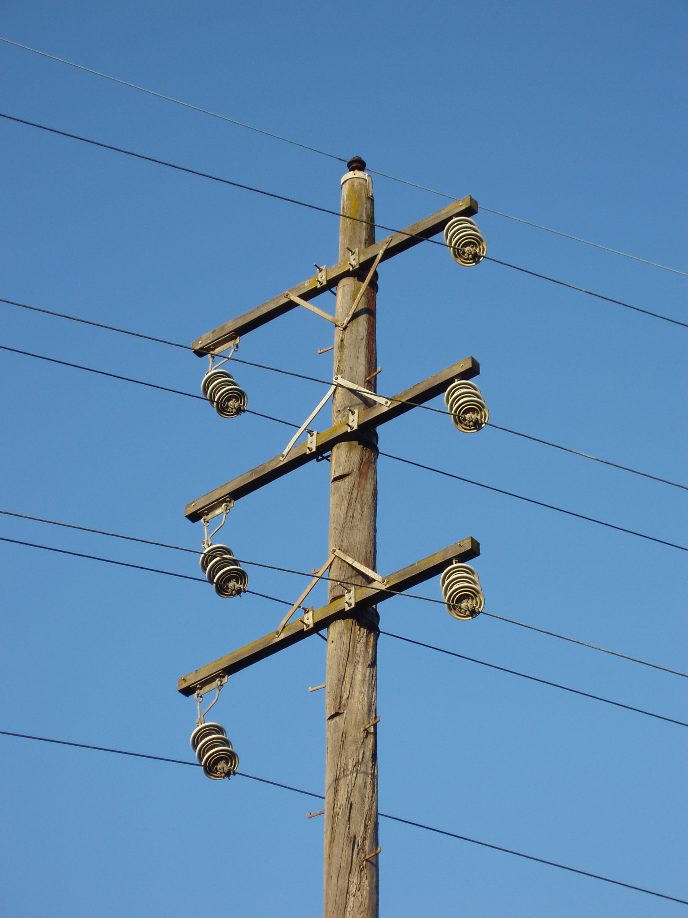 Electric Power Lines 3081 Stockarch Free Stock Photos