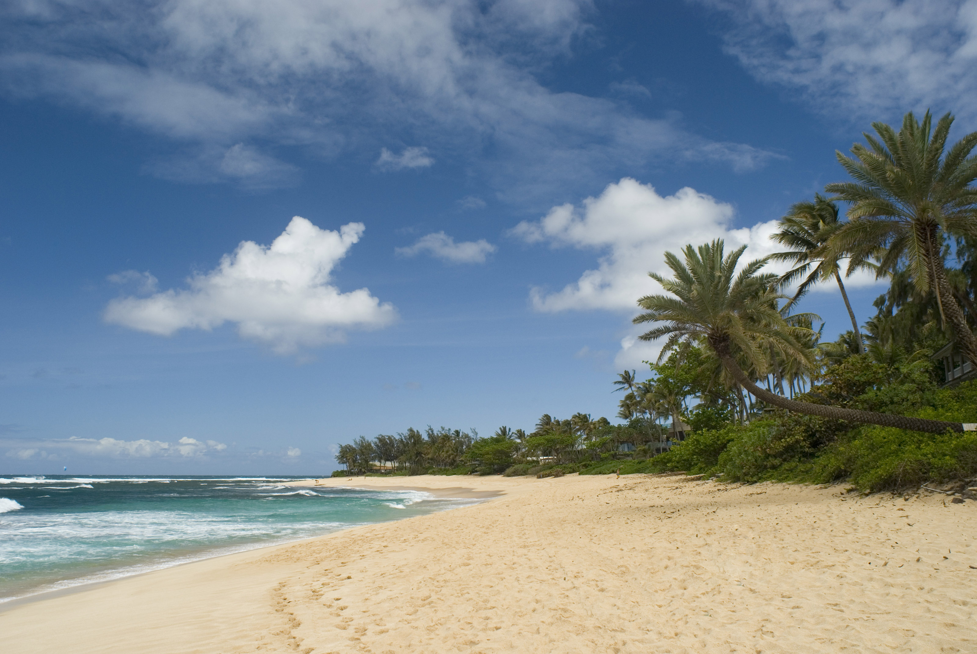 Sunset Beach Hawaii 4578 Stockarch Free Stock Photos