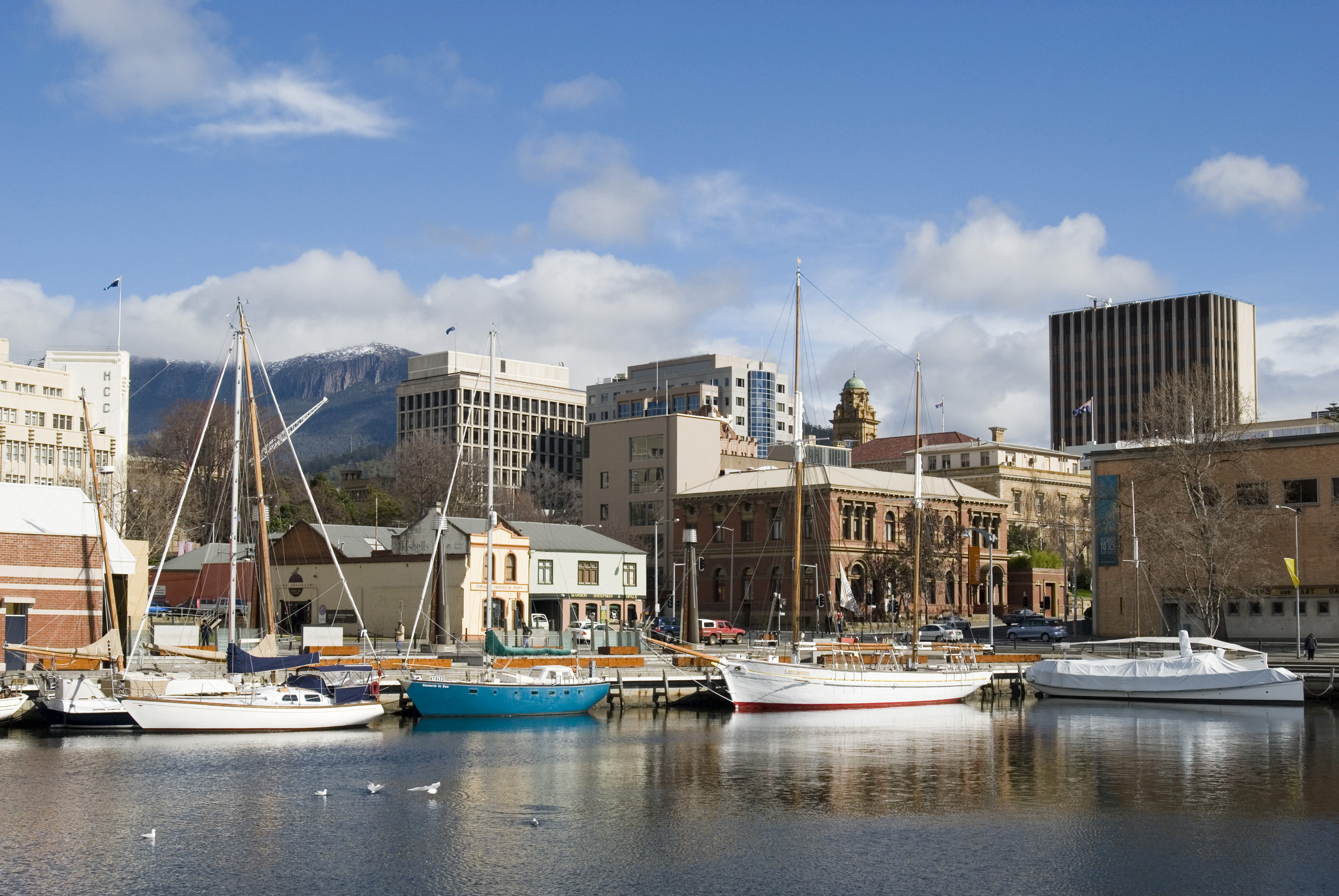 photo0.jpg - Picture of Constitution Dock, Hobart ...  |Constitution Dock Hobart