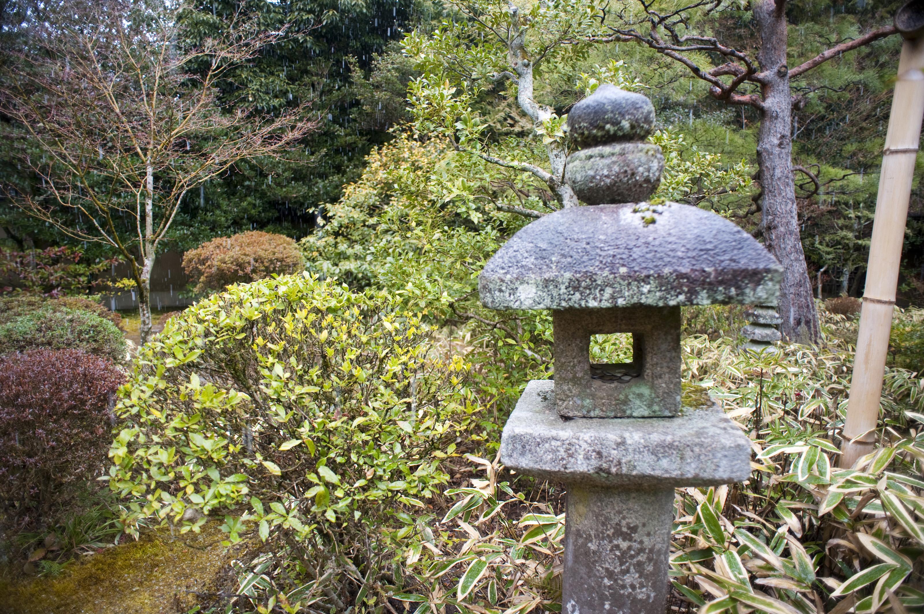 Stone Lanterns 5551 Stockarch Free Stock Photos