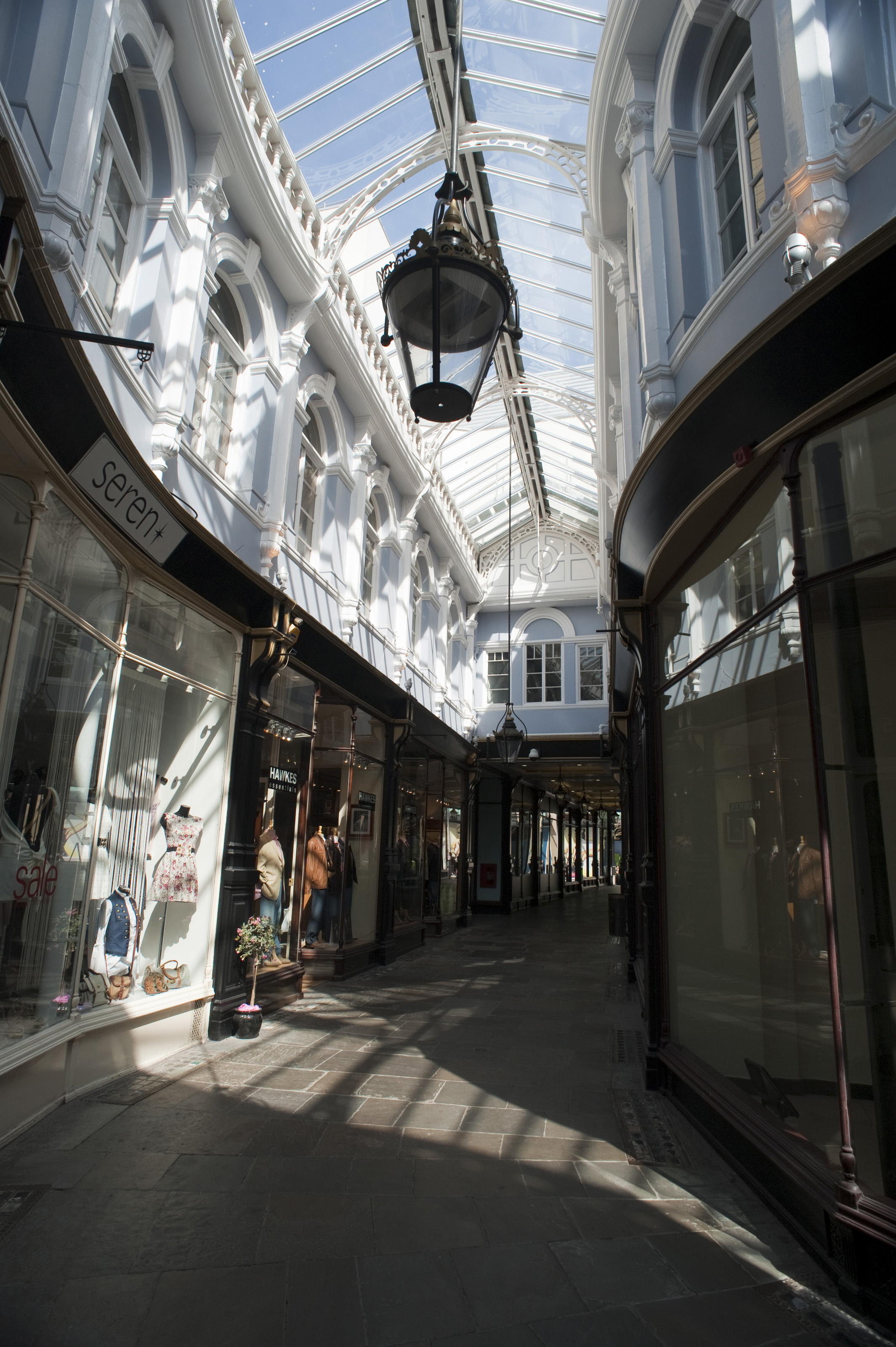 morgan arcade interior cardiff 7022 stockarch free stock photos