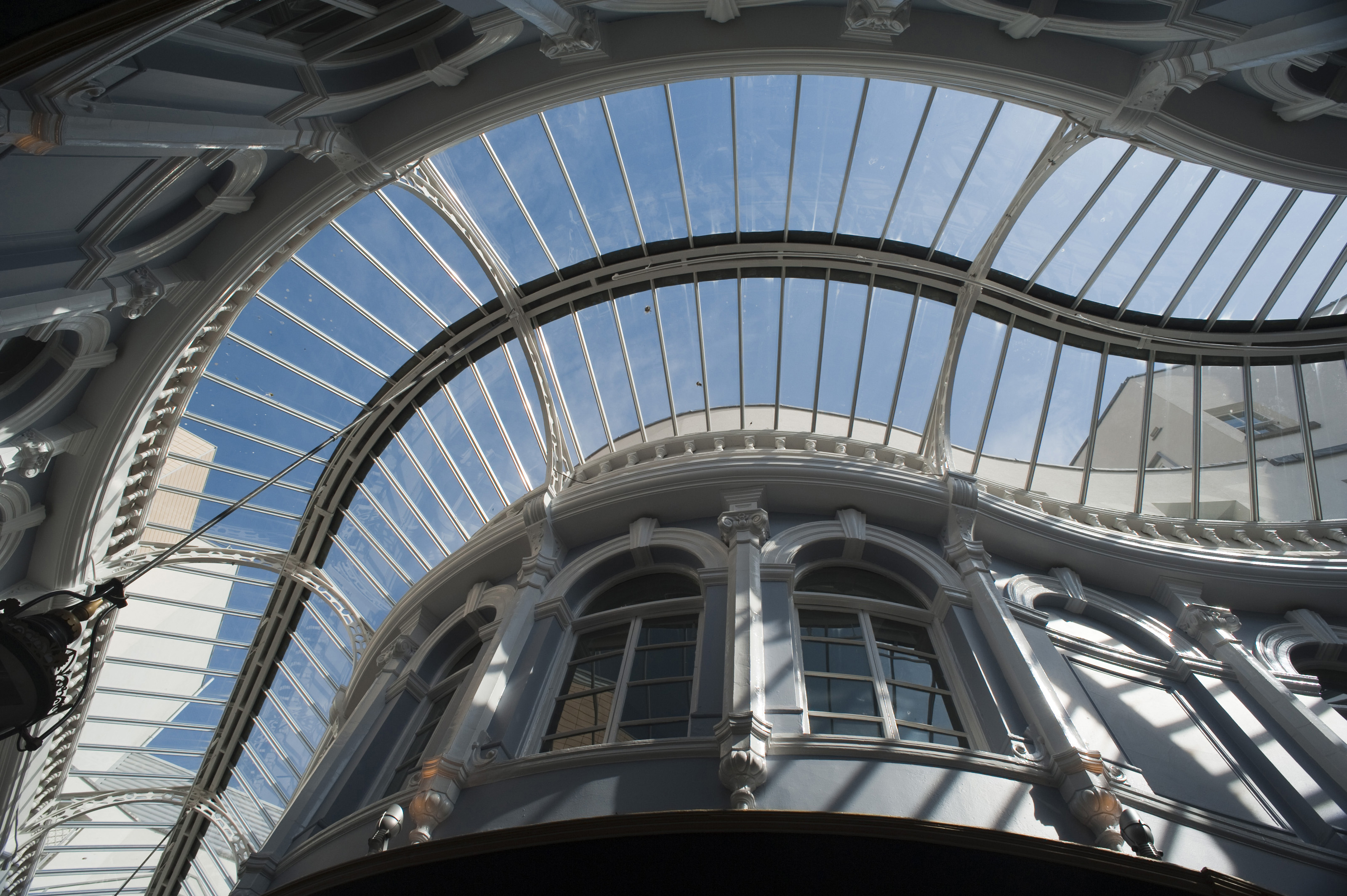morgan arcade cardiff 7023 stockarch free stock photos
