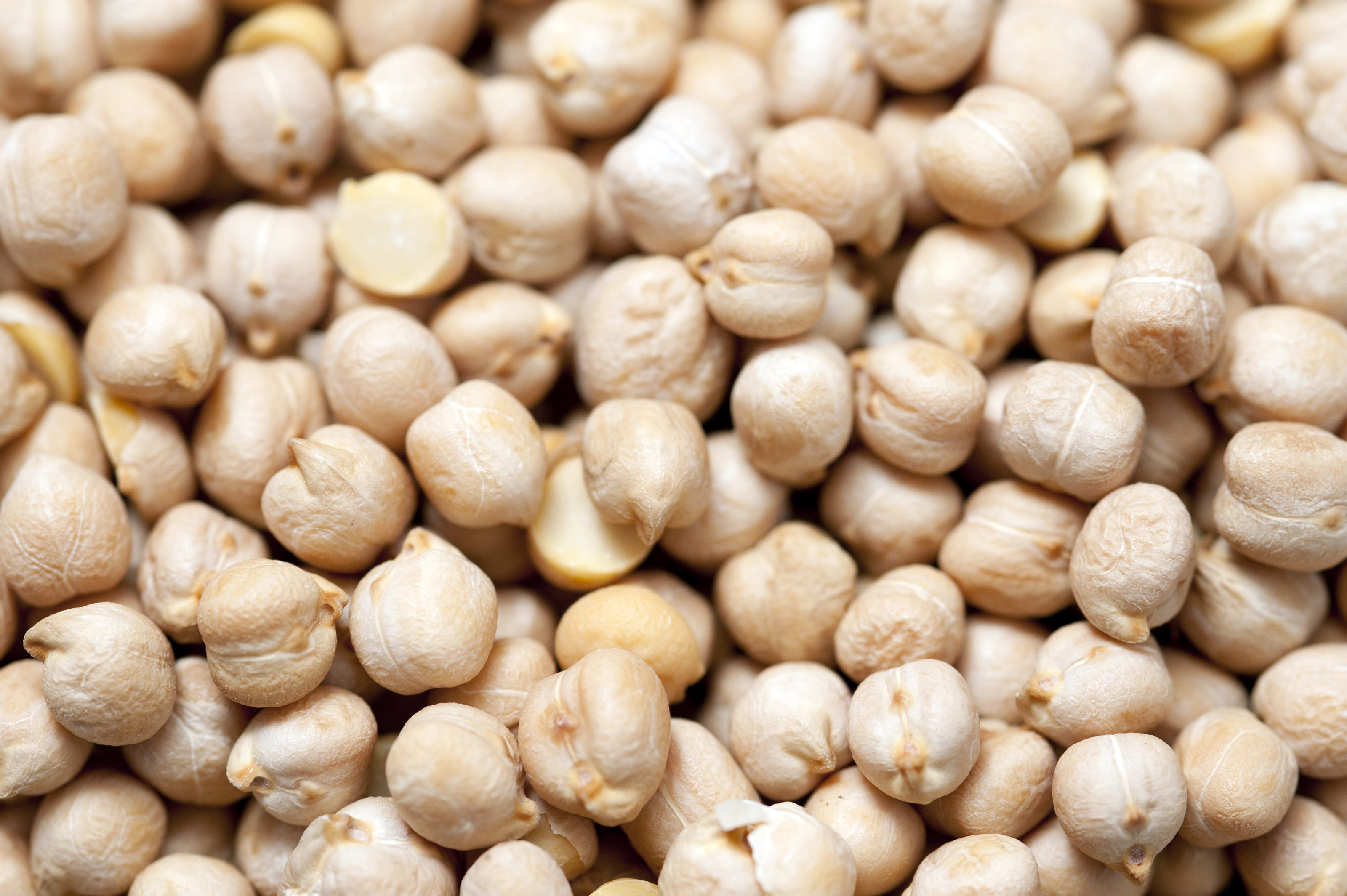 how to dry cook chickpeas