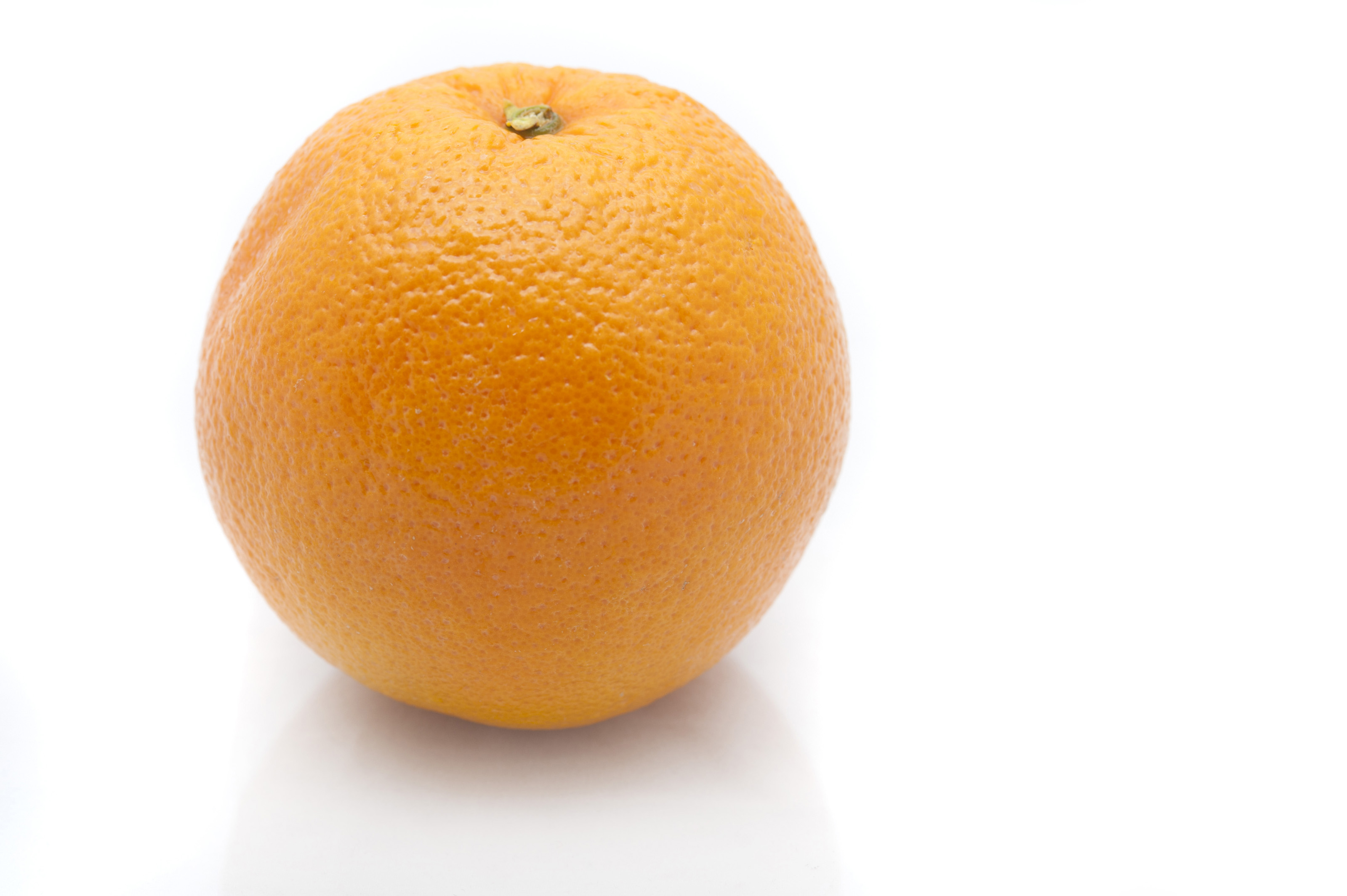 Single whole orange-7822 | Stockarch Free Stock Photos