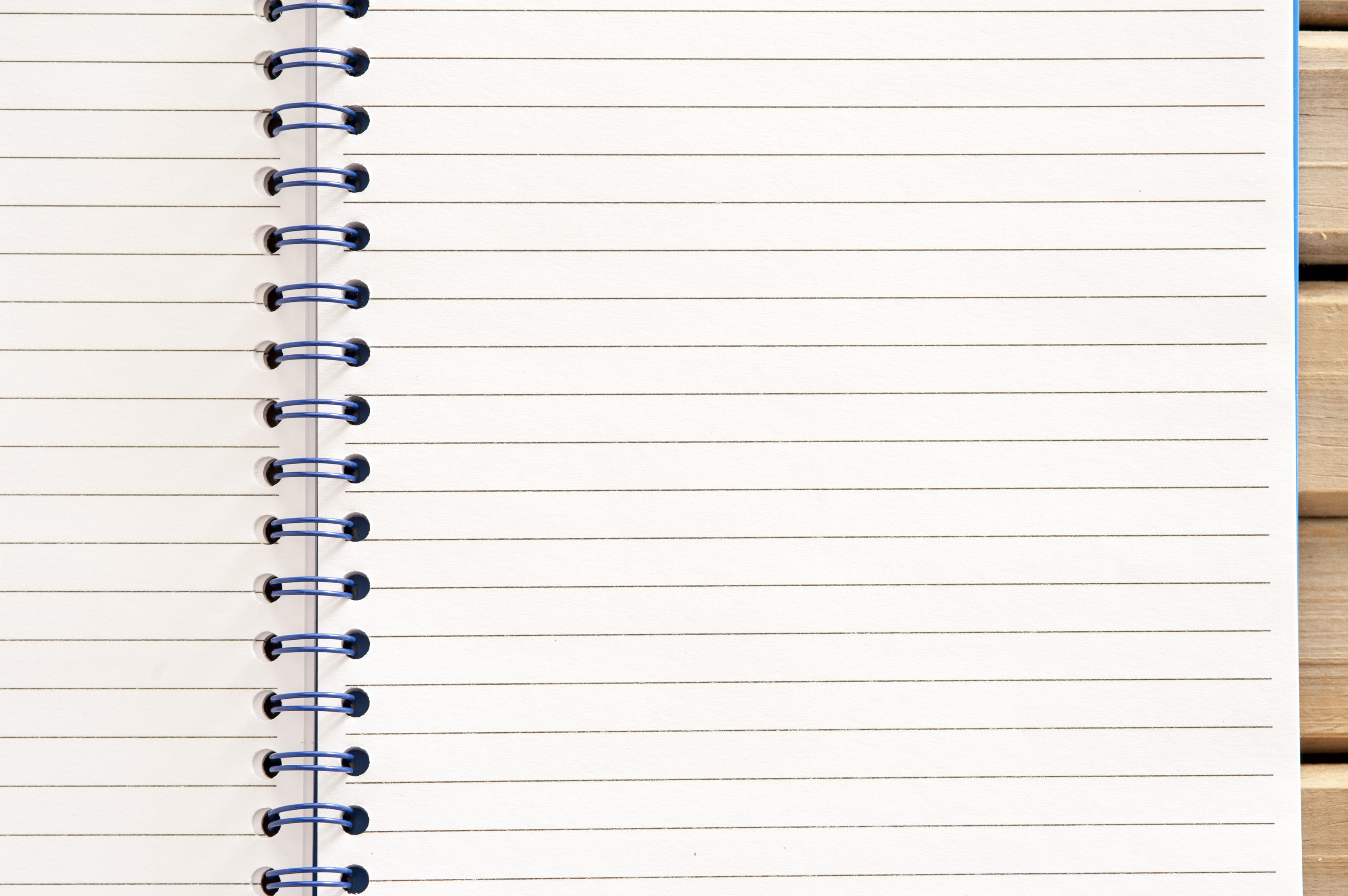 paper note book8626 – Line Paper Background