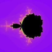 mandlebrot set fractal pattern