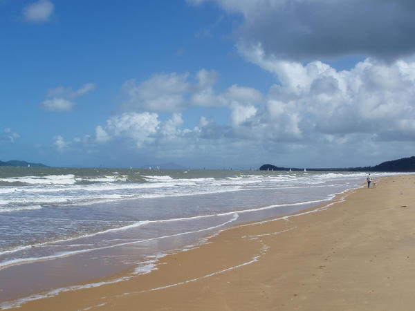 Mission Beach Australia  City new picture : ... long sandy beach at south mission beach queensland australia