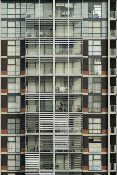 Modern Apartment Block Facade 3903 Stockarch Free Stock