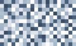 matrix of grey squares form an interesting backdrop
