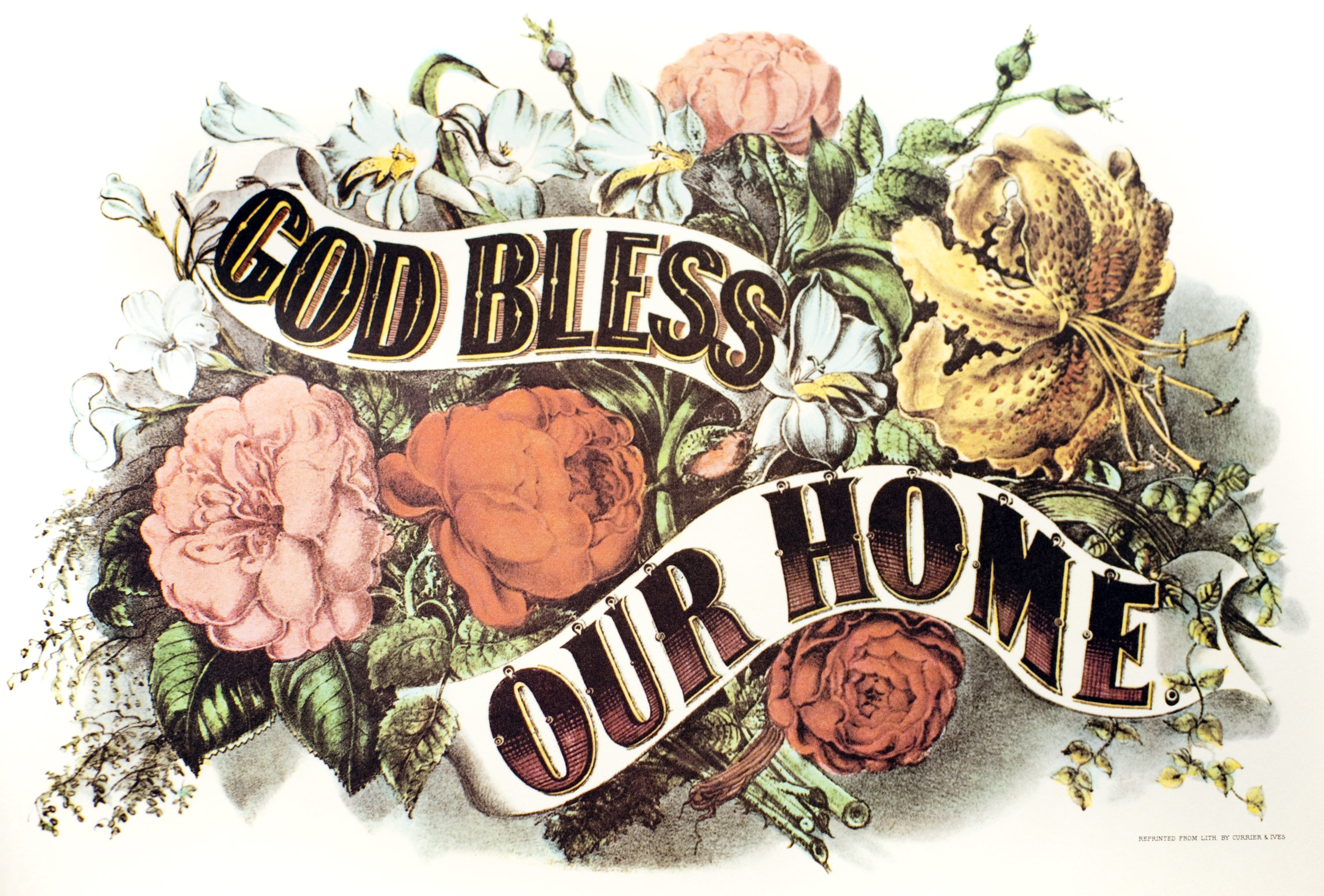 Top god bless our home-3274 | Stockarch Free Stock Photos TD35