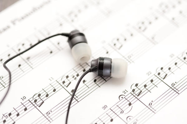 Headphones Music Notes: Stockarch Free Stock Photos