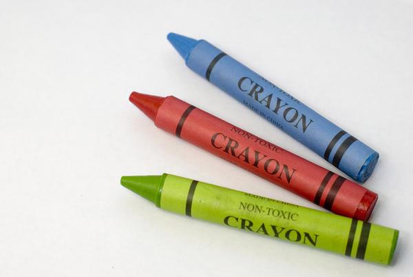 Three wax colors-4023 | Stockarch Free Stock Photos